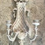 جاشمعی دیواری جواهر