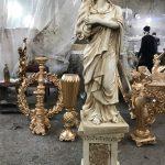 مجسمه تندیس مدل کاترین