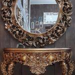 آینه کنسول فرهی فرین