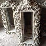 قاب آینه خام طبرستان