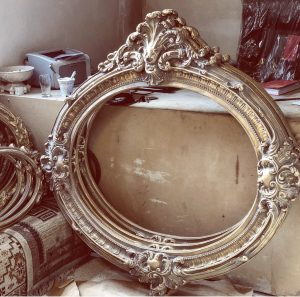 قاب آینه هرمس بزرگ