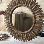 قاب آینه گندم