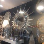 قاب خورشیدی فایبرگلاس شیده