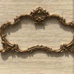 قاب آینه مدل شومینه